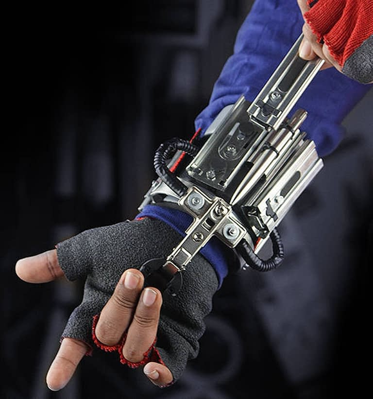 Spider man Web Shooters Cosplay