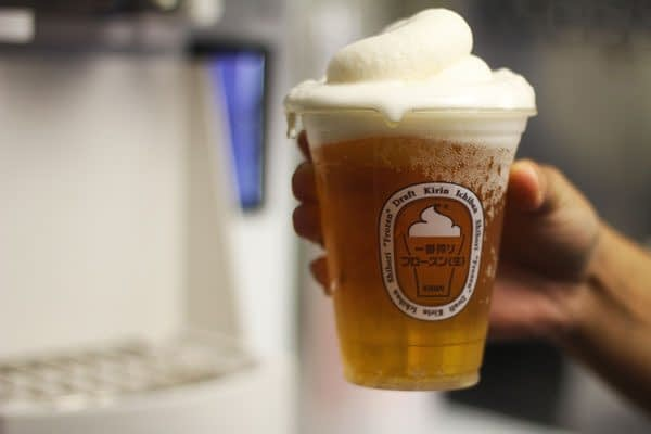 beer slushy maker
