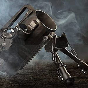 picatinny rail coffee mug cup holder